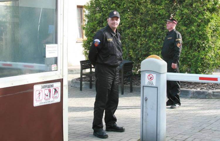 Охрана предприятий ЧОП Купол в Казани